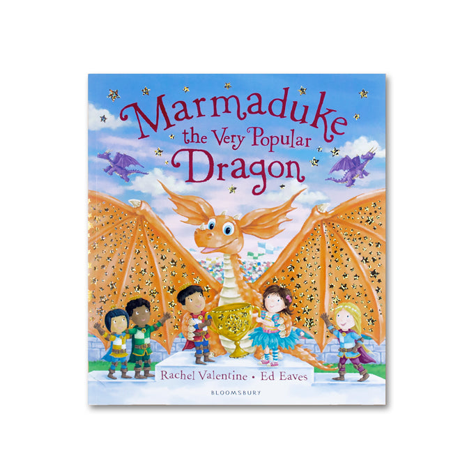 Marmaduke the Very Popular Dragon - Me Books Asia Store