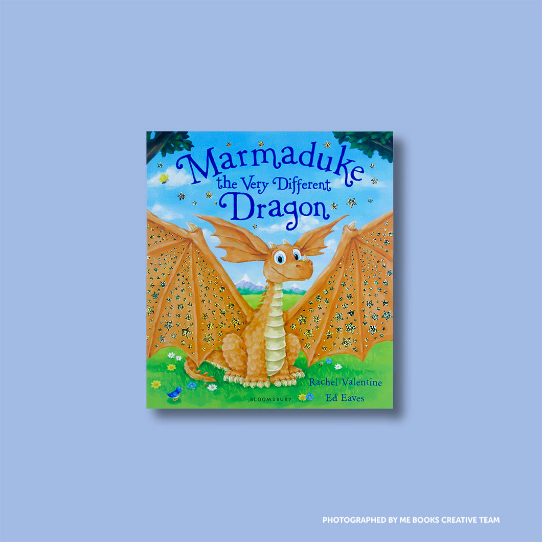Marmaduke the Very Different Dragon - Me Books Asia Store