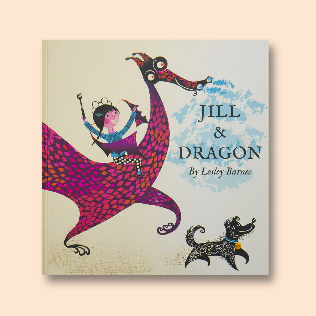 Jill and Dragon - Me Books Asia Store