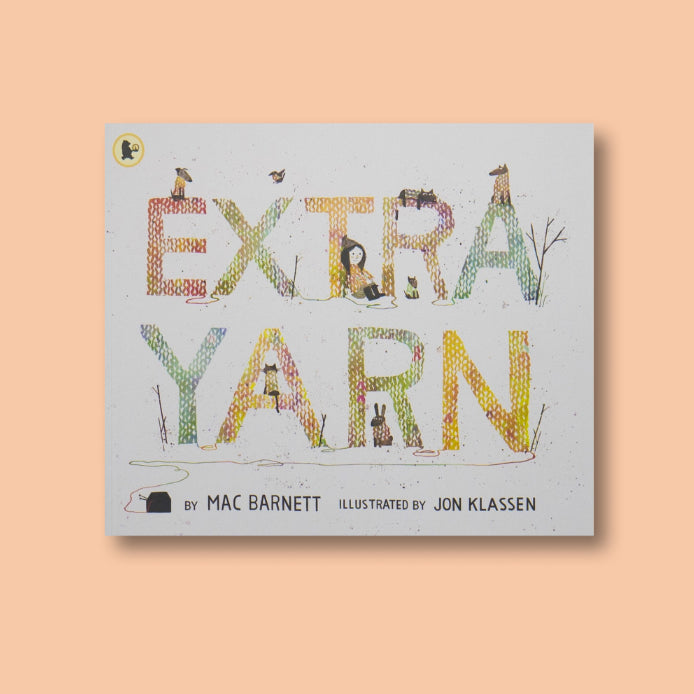 Extra Yarn - Me Books Asia Store