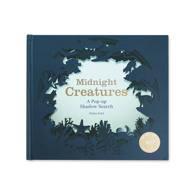 Midnight Creatures: A Pop-Up Shadow Search - Me Books Asia Store