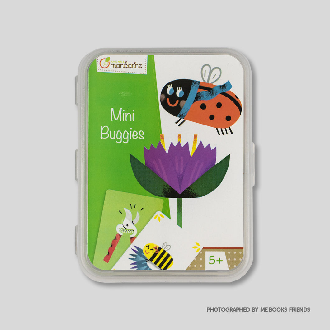 Avenue Mandarine Card Games Mini Buggies - Me Books Store