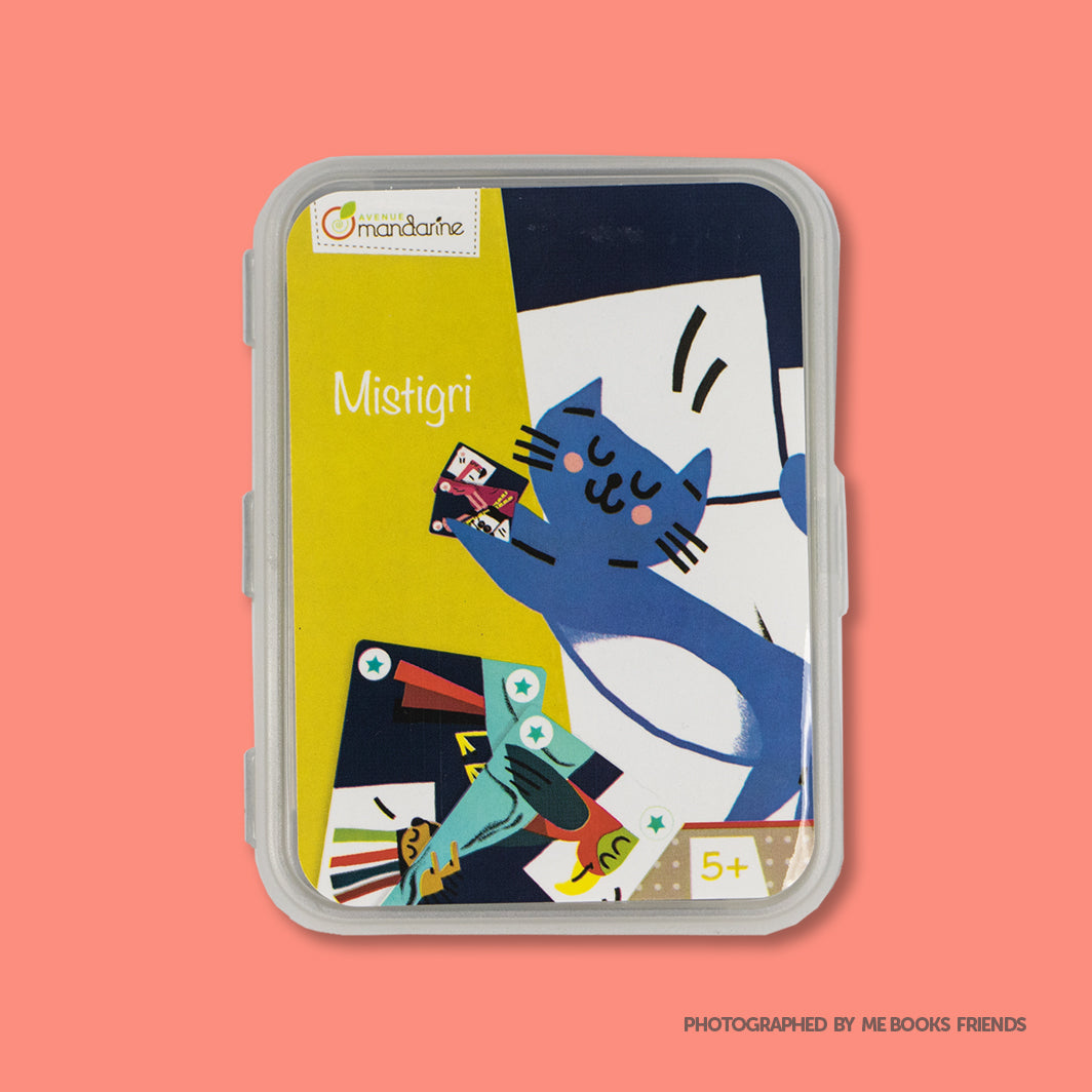 Avenue Mandarine Card Games Mistigri - Me Books Store
