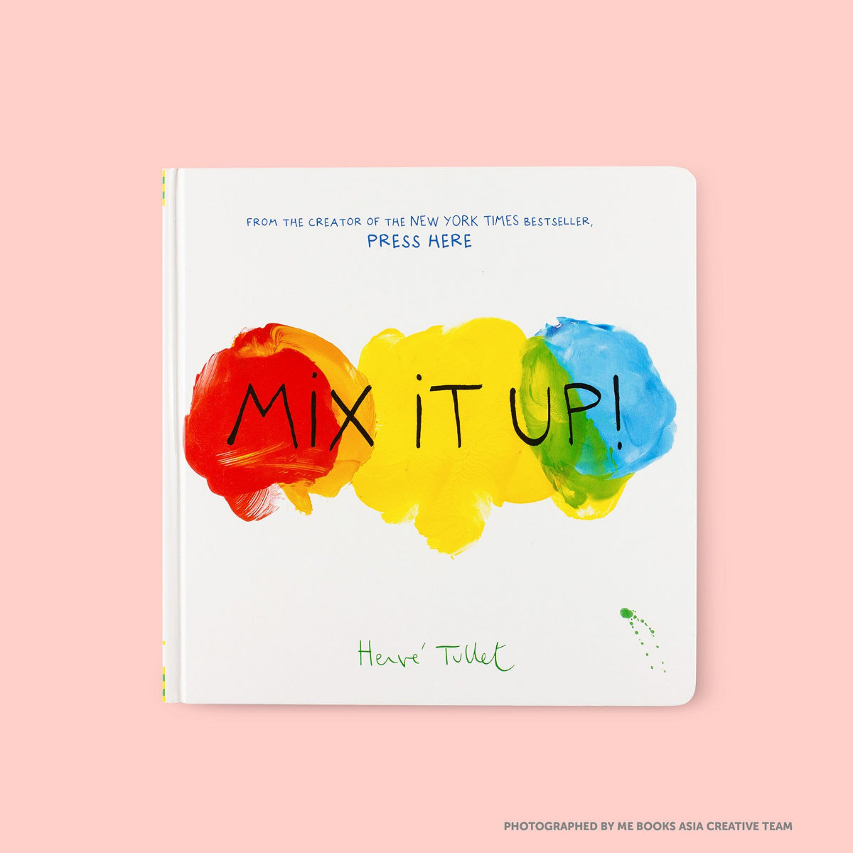 Mix it Up! Front Cover | Me Books Store