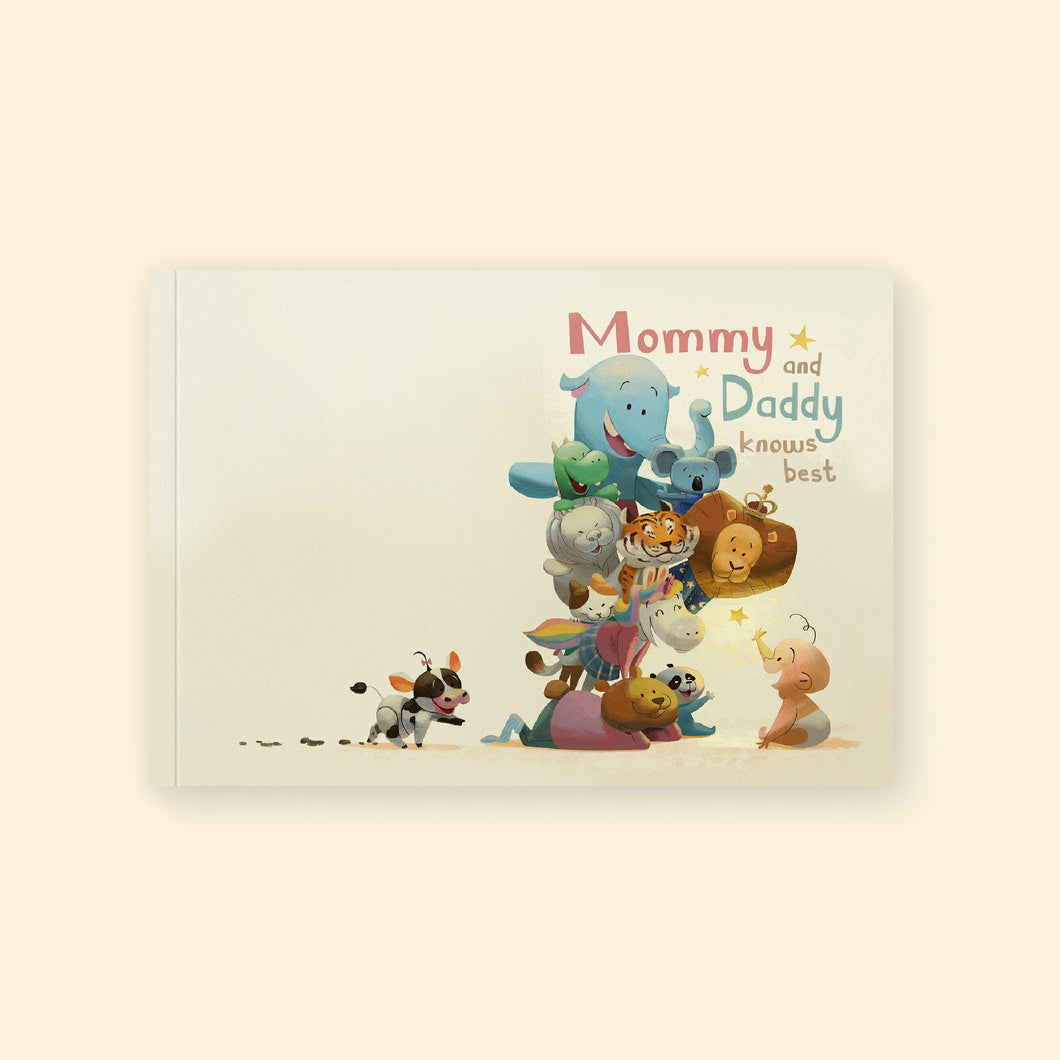 Mommy and Daddy Know Best - Me Books Store