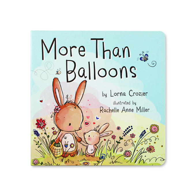 More Than Balloons - Me Books Asia Store