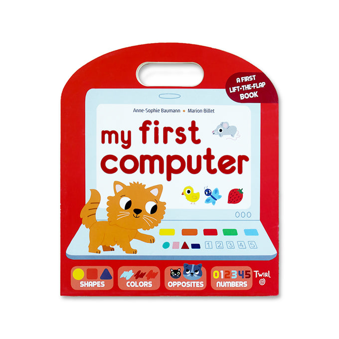 My First Computer - Me Books Asia Store