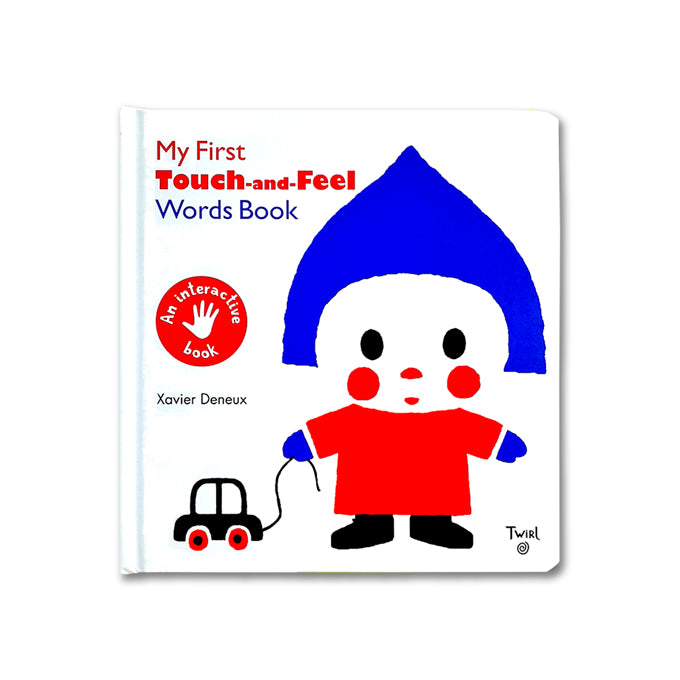 My First Touch-and-Feel Words Book - Me Books Asia Store
