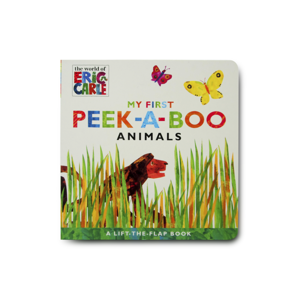 My First Peek-a-Boo Animals (The World of Eric Carle) - Me Books Asia Store