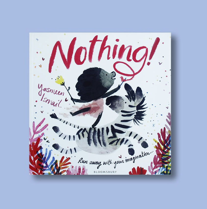 Nothing! - Me Books Asia Store