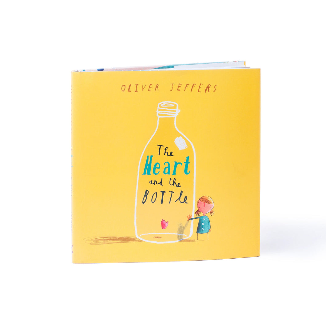 Oliver Jeffers - The Heart and the Bottle