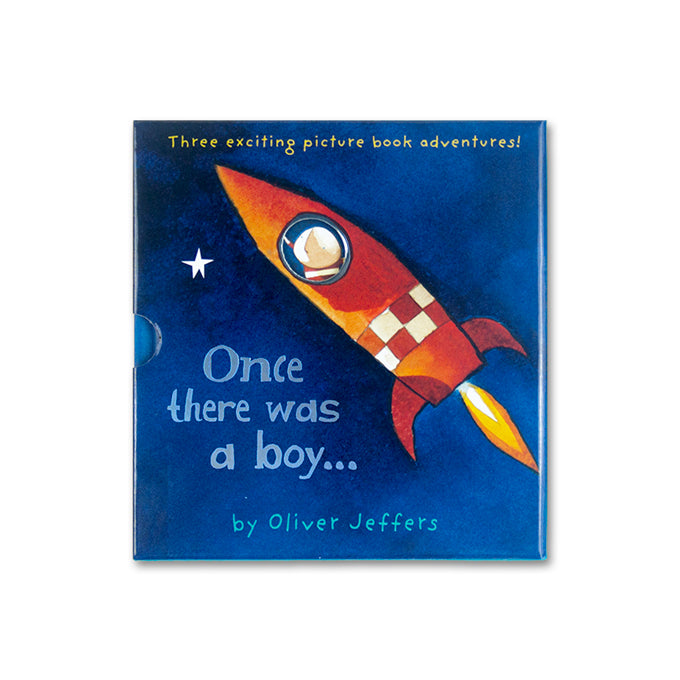 Once There Was a Boy Boxed Set (4) - Me Books Asia Store
