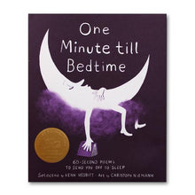 One Minute Till Bedtime: 60-Second Poems to Send You Off to Sleep - Me Books Asia Store