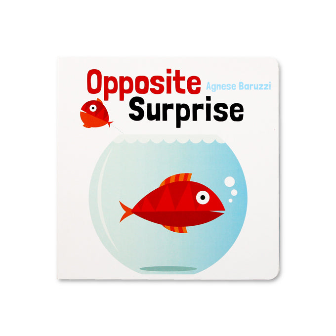 Opposite Surprise - Me Books Asia Store