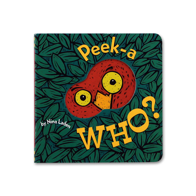 Peek-A-Who - Me Books Asia Store