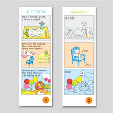 Brain Quest Kindergarten: 300 Questions and Answers to Get a Smart Start - Me Books Store