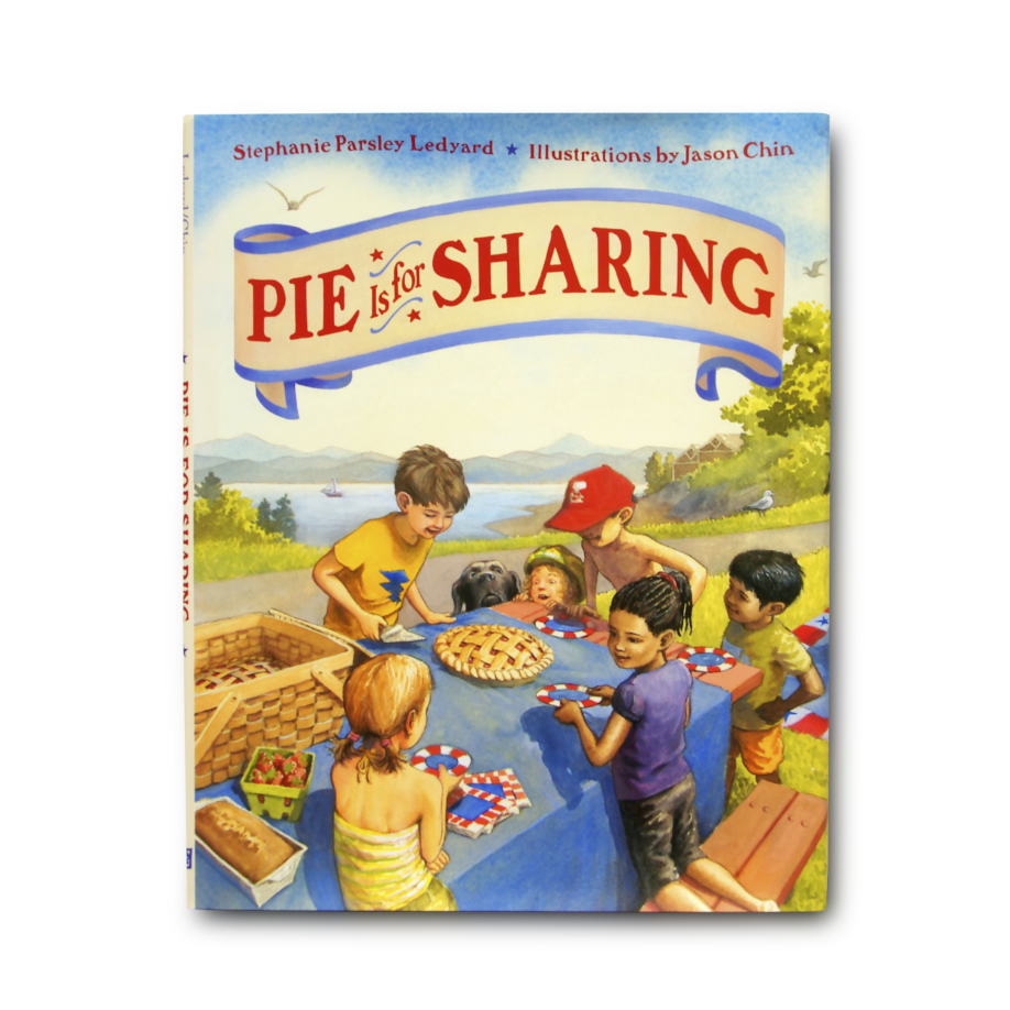 Pie is for sharing - Me Books Asia Store