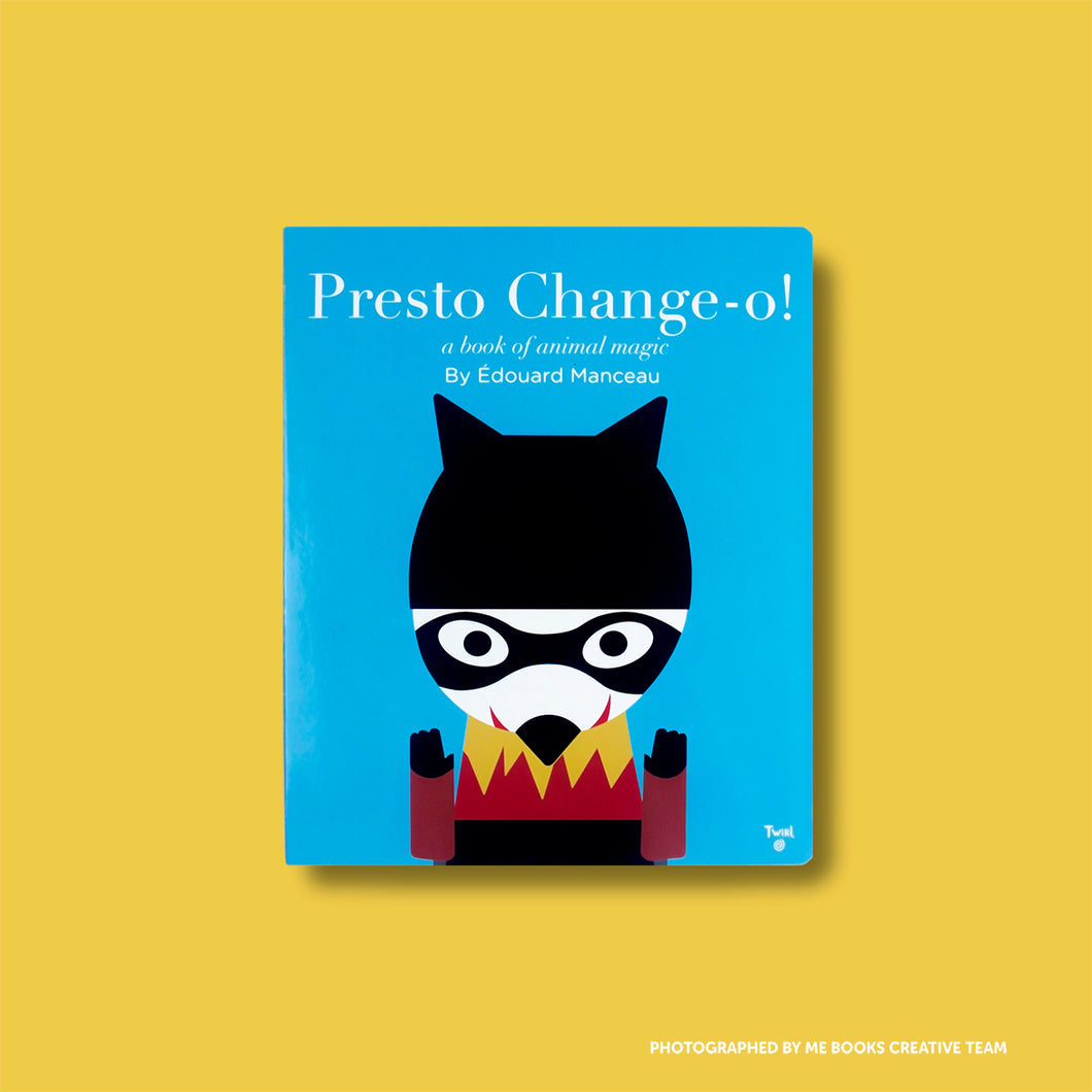 Children's Books - (Presto Change-o!) - Me Books Store