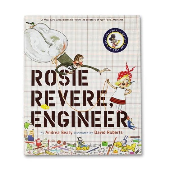 Rosie Revere, Engineer - 9781419708459 - Me Books Asia Store