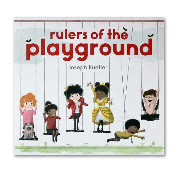 Rulers of the Playground - 9780062424327 - Me Books Asia Store