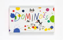 BOB THE ARTIST: DOMINOES - Me Books Asia Store