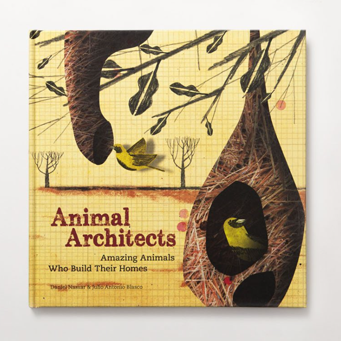 Animal Architects - Me Books Asia Store