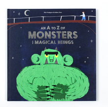 An A To Z Of Monsters and Magical Beings - Me Books Asia Store