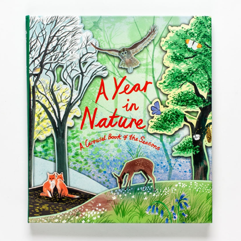 A Year in Nature - Me Books Asia Store