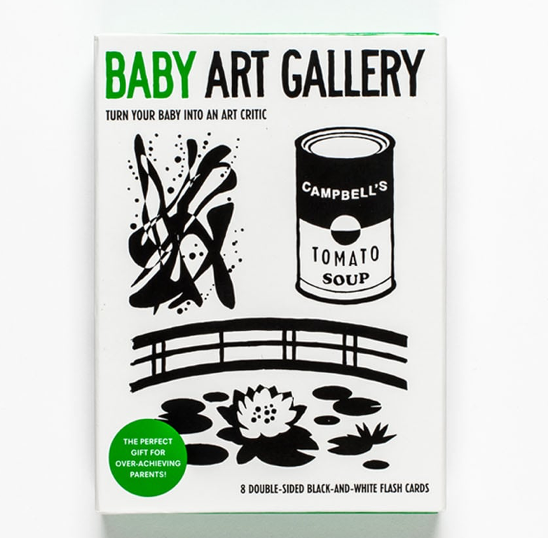 Baby Art Gallery - Me Books Asia Store