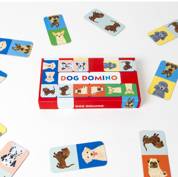 Dog Domino - Me Books Asia Store