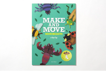 Make and Move: Minibeasts - Me Books Asia Store