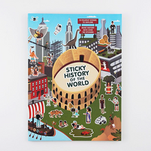 Sticky History of the World - Me Books Asia Store