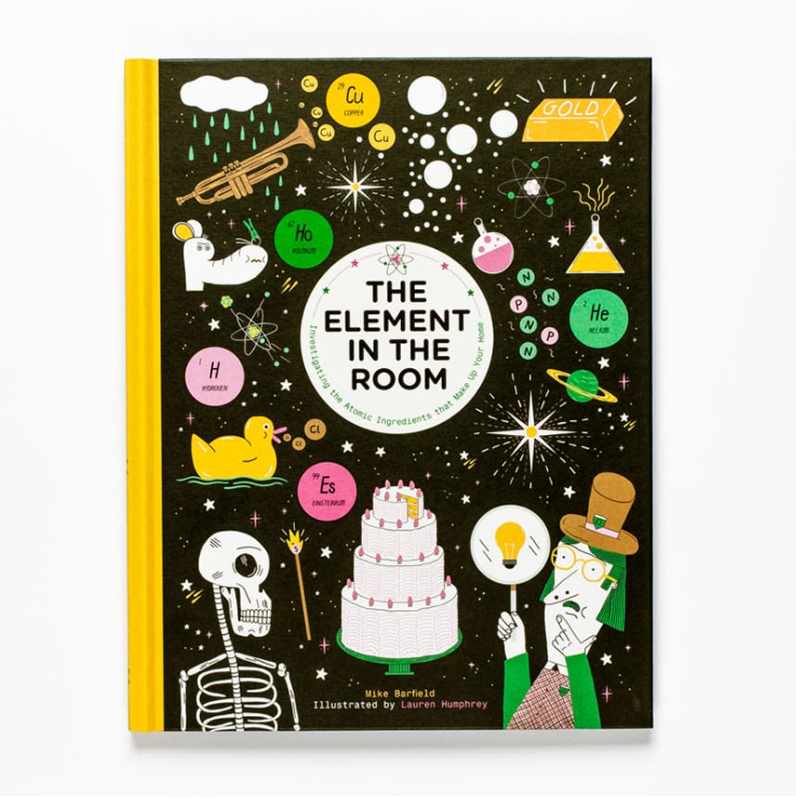 The Element in the Room - Me Books Asia Store