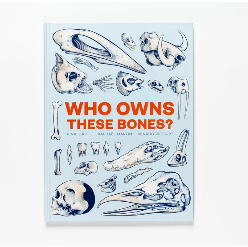 Who Owns These Bones? - Me Books Asia Store