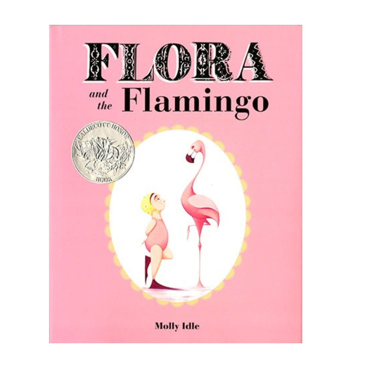Flora and The Flamingo - Me Books Asia Store