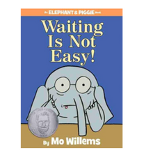 Waiting Is Not Easy - 9781423199571 - Me Books Asia Store