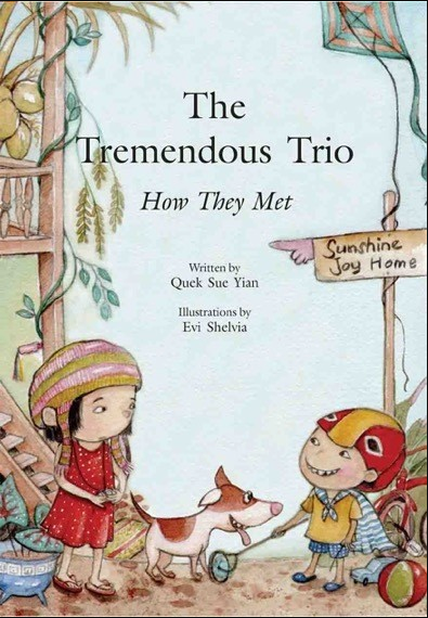 The Tremendous Trio - Me Books Asia Store