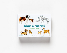 Dogs & Puppies: A Memory Game - Me Books Asia Store