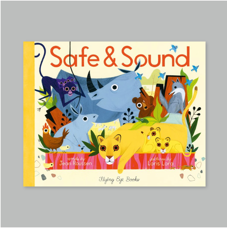 Safe and Sound - Me Books Asia Store