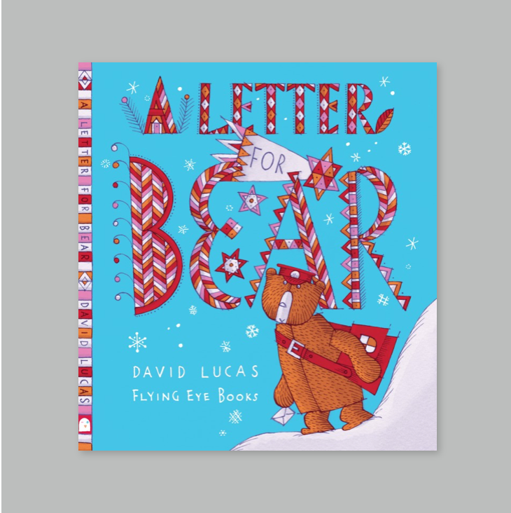 A Letter for Bear - Me Books Asia Store