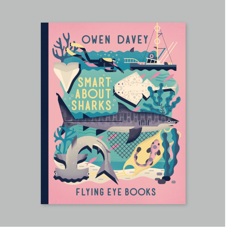 Smart About Sharks - Me Books Asia Store