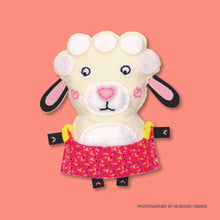 Avenue Mandarine Little Couz in Leontine the Sheep - Me Books Store