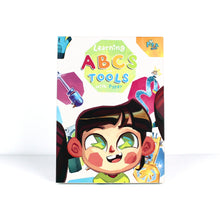 ABC Tools Learning Cards - by Cubicto Studio - Me Books Asia Store