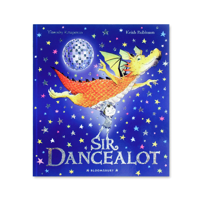Sir Dancealot - 9781408846995 - Me Books Asia Store
