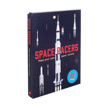 Space Racers Lawrence King