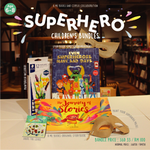 Superhero Children's Bundle