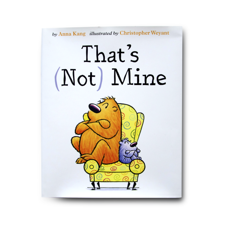 That's Not Mine - Me Books Asia Store