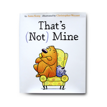 That's Not Mine - 9781477826393 - Me Books Asia store
