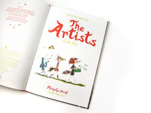 The Artists (Tales From The Hidden Valley Book 1) - Me Books Asia Store