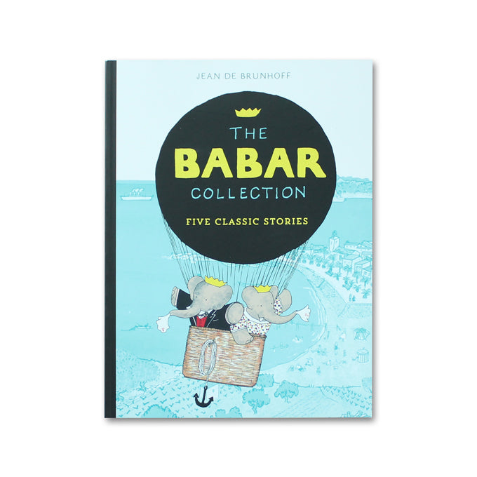The Babar Collection: Five Classic Stories - 9781405279895 - Me Books Asia Store